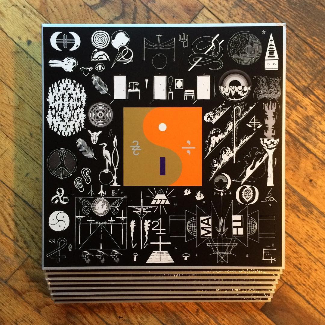 Bon Iver: 22, A Million Vinyl LP