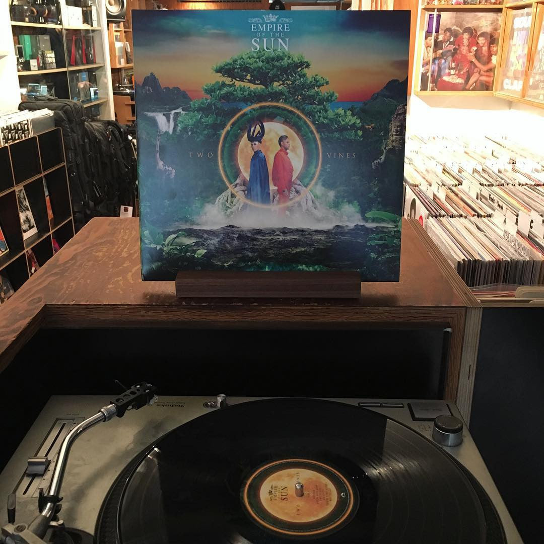 Empire Of The Sun: Two Vines Vinyl LP