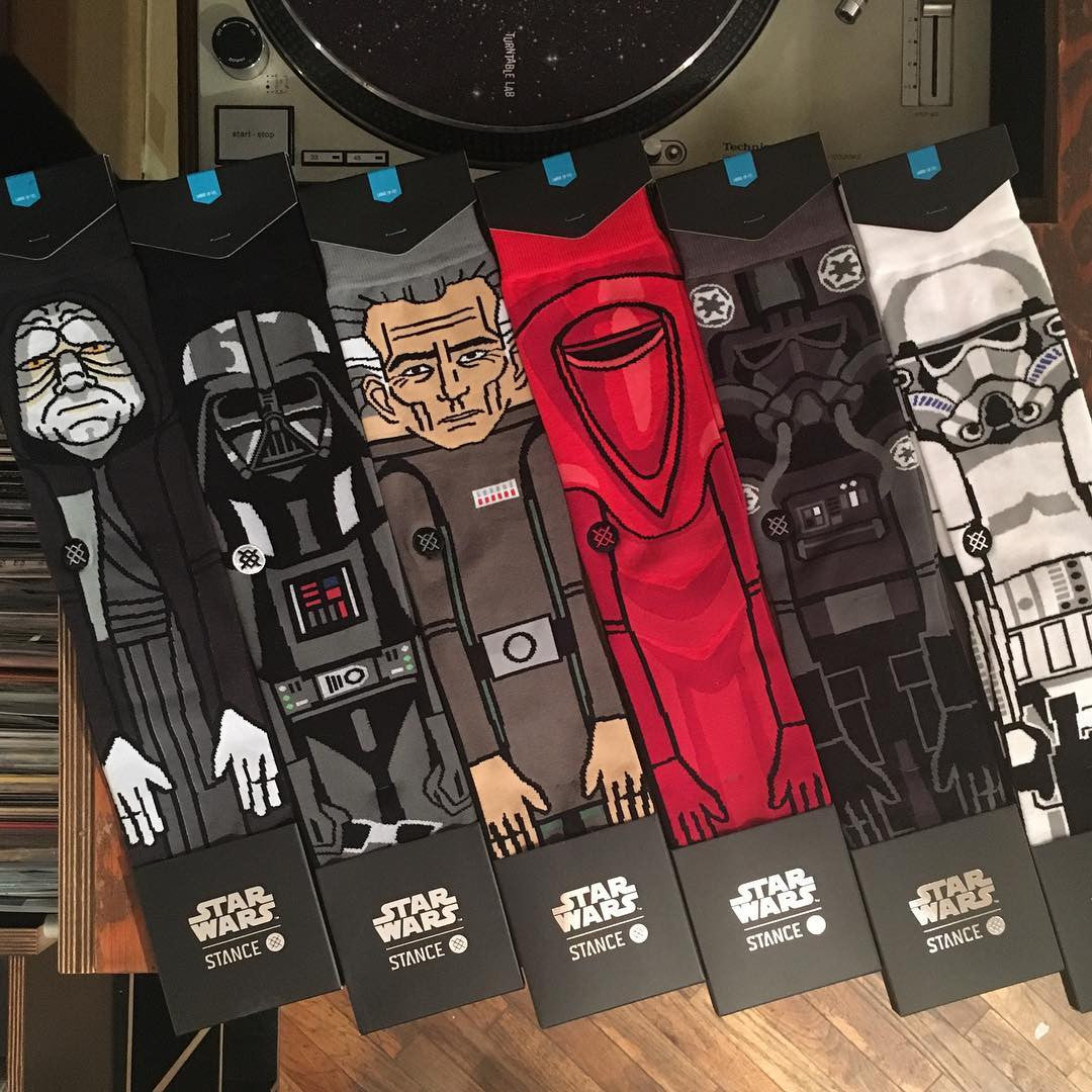 Stance: Star Wars Collection Dark Side Boxset
