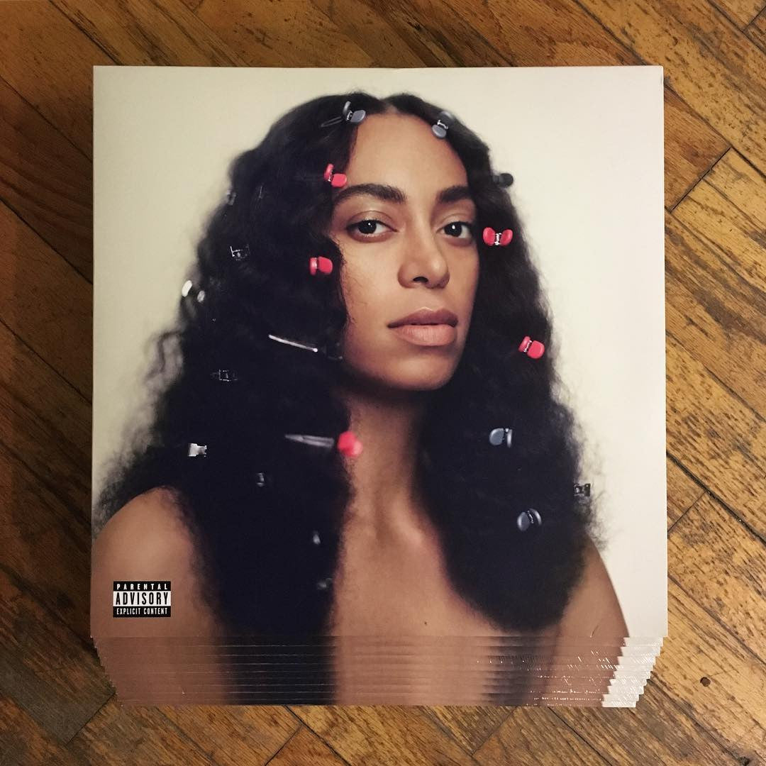Solange: A Seat At The Table Vinyl 2LP