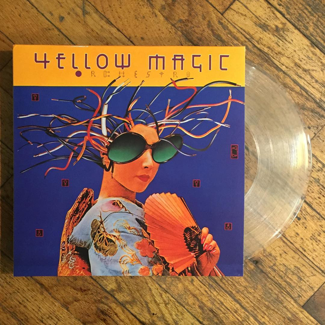 Yellow Magic Orchestra: Yellow Magic Orchestra USA & Yellow Magic Orchestra (180g, Colored Vinyl) Vinyl 2LP