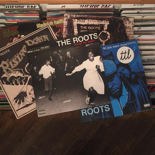 The Roots Game Theory Vinyl 2lp Turntablelab Com