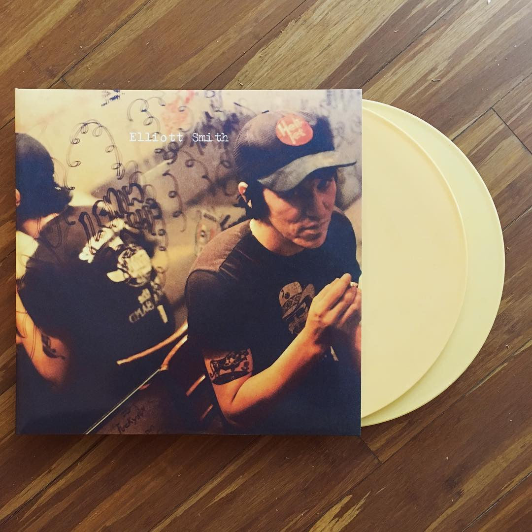Elliott Smith: Either/Or - Expanded Edition (Indie Exclusive Colored Vinyl) Vinyl 2LP