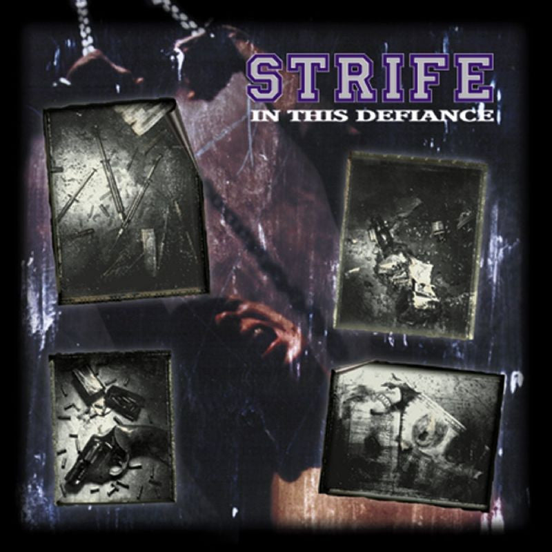 Strife: In This Defiance (Colored Vinyl) Vinyl LP