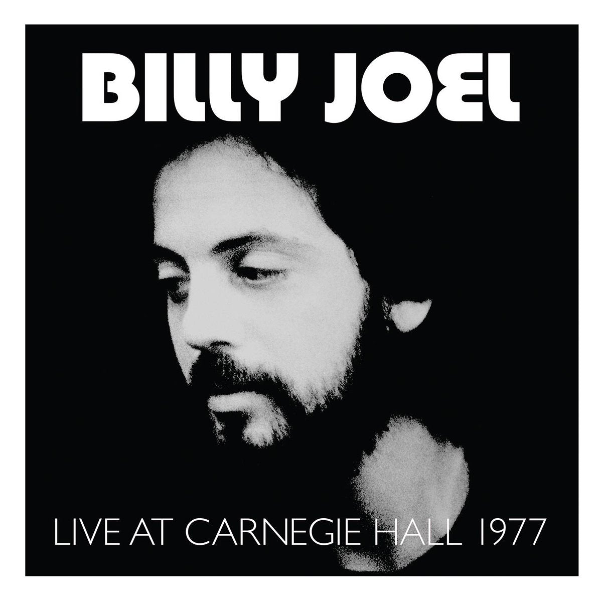 Billy Joel: Live At Carnegie Hall 1977 Vinyl 2LP (Record Store Day)