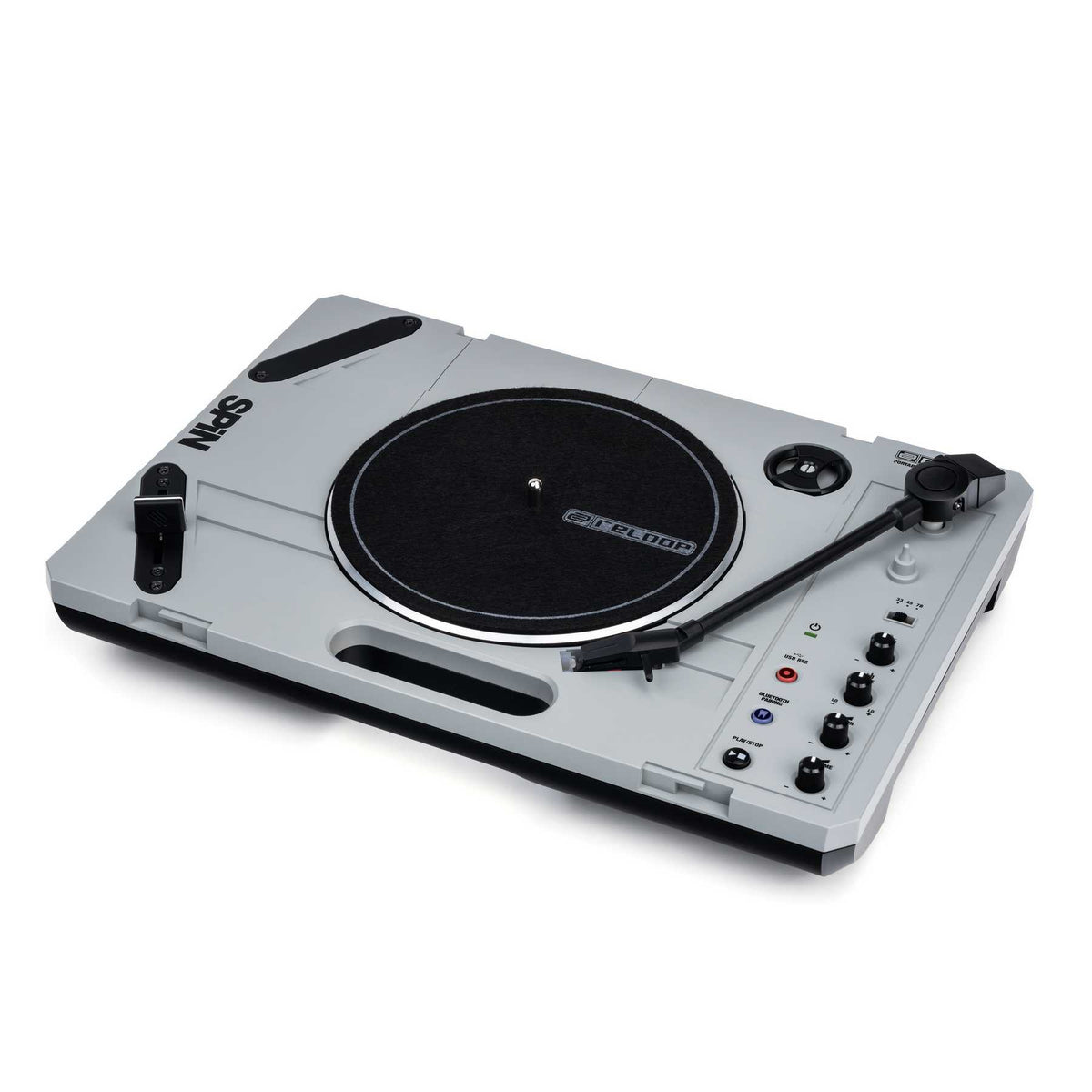Reloop: SPIN Portable Turntable System