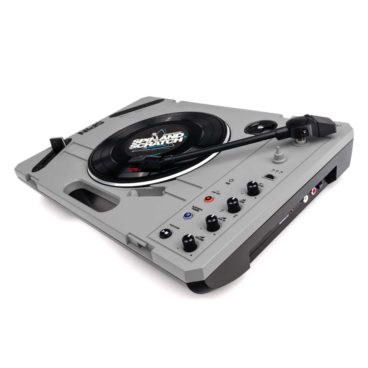 Reloop: SPIN Portable Turntable System - PRE-ORDER