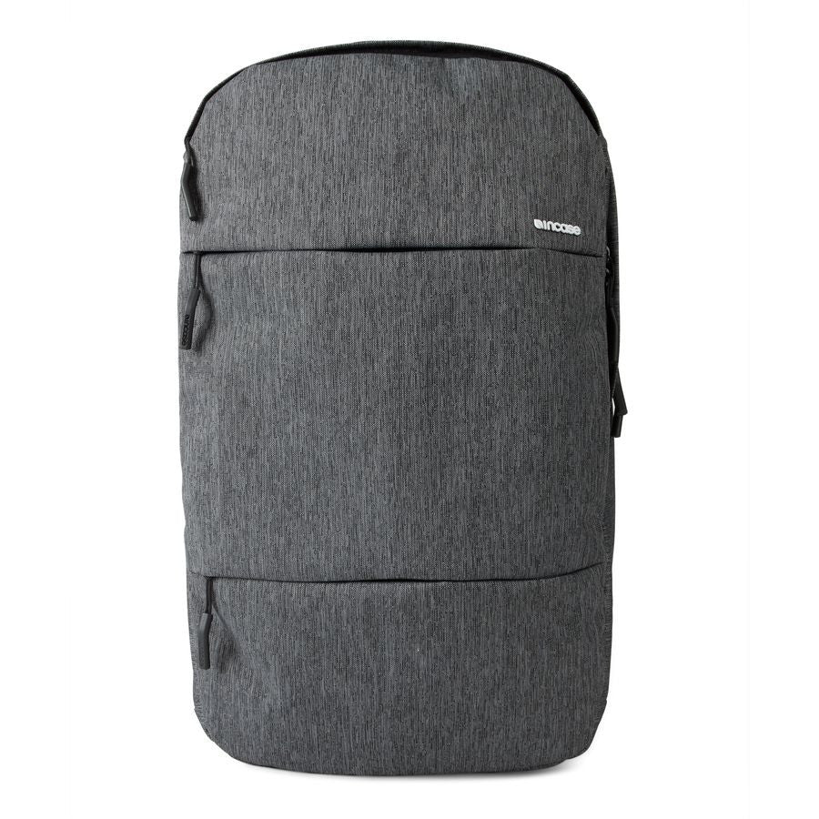 Incase: City Collection Backpack - Heather Black / Gunmetal Grey (CL55569)