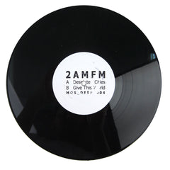 2 AM FM: Desolate Cities Vinyl 10""