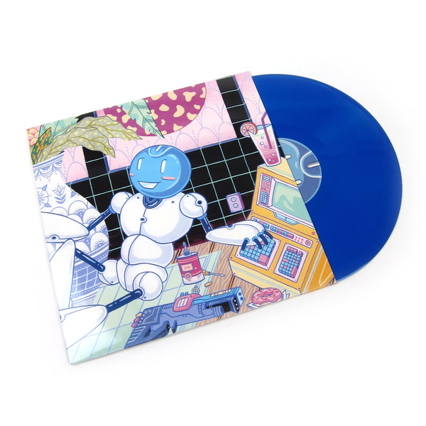 2 Mello: 2064 - Read Only Memories Soundtrack (Colored Vinyl) Vinyl LP