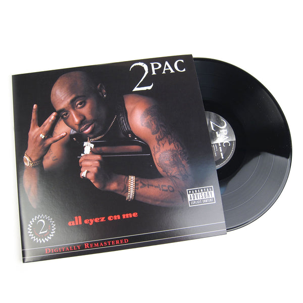 2Pac: All Eyez On Me Vinyl 4LP