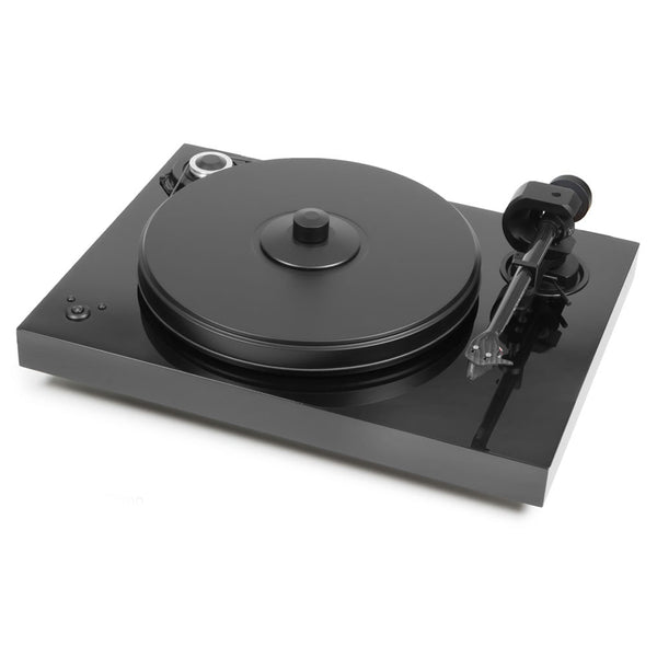 Pro-Ject: 2Xperience SB Turntable (Blue Point 2) - Gloss Black