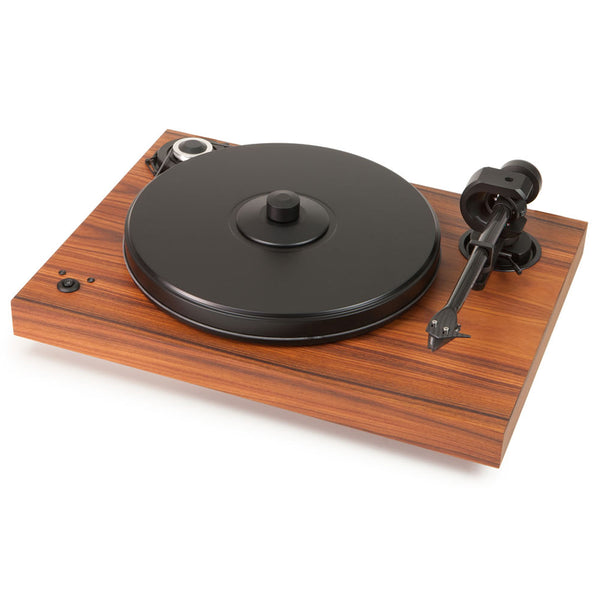 Pro-Ject: 2Xperience SB Turntable (Blue Point 2) - Matte Palisander