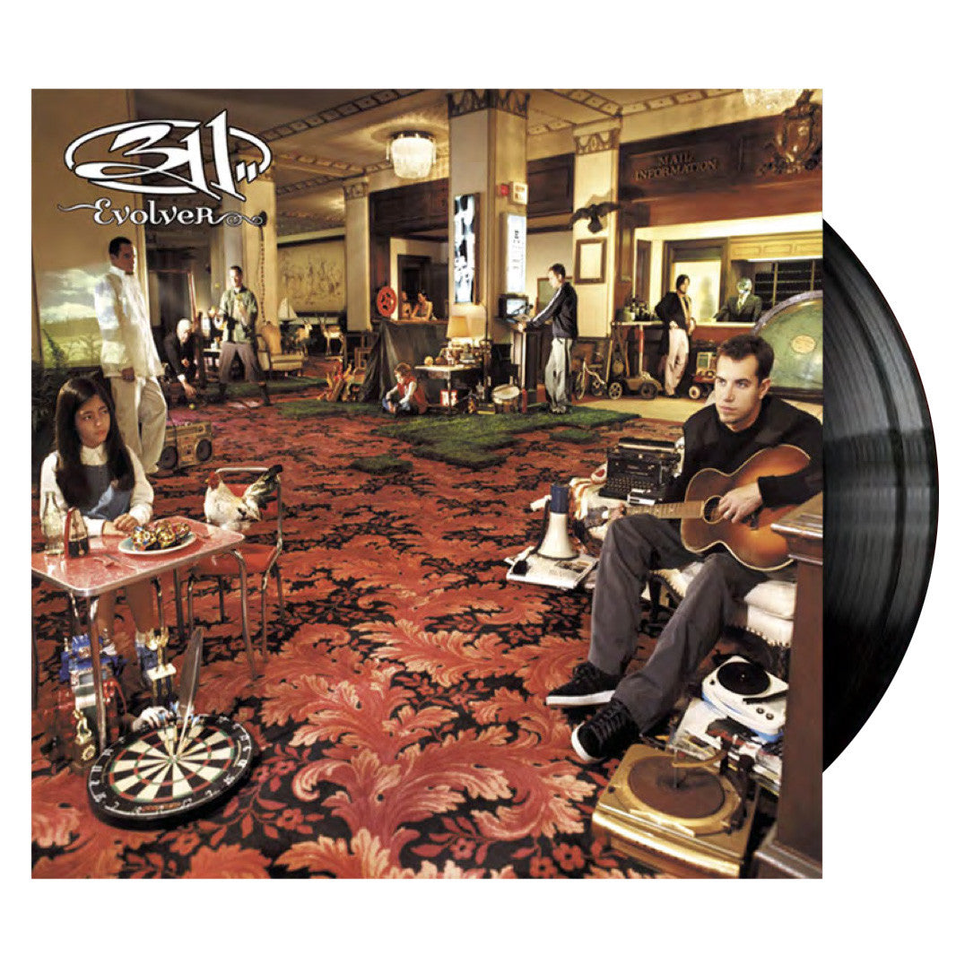311: Evolver Vinyl 2LP (Record Store Day 2014)