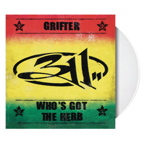 "311: Grifter / Who's Got The Herb Vinyl 7"" (Record Store Day)"