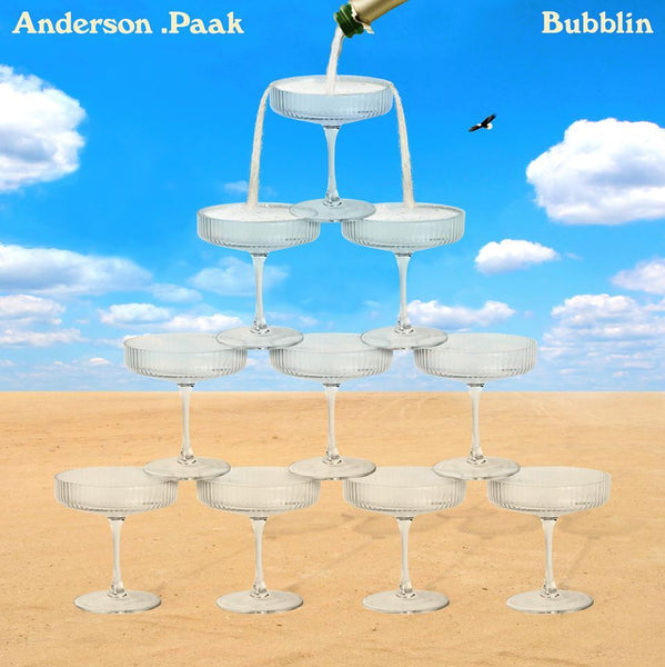 "Anderson .Paak: Bubblin' Vinyl 12"" (Record Store Day)"