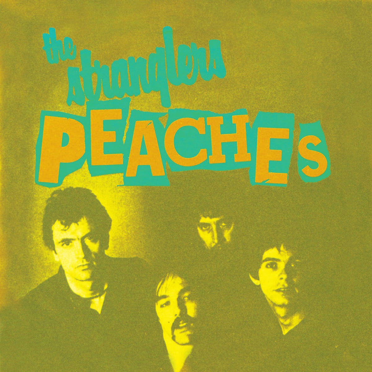 "The Stranglers: Peaches / Go Buddy Go Vinyl 7"" (Record Store Day 2014)"