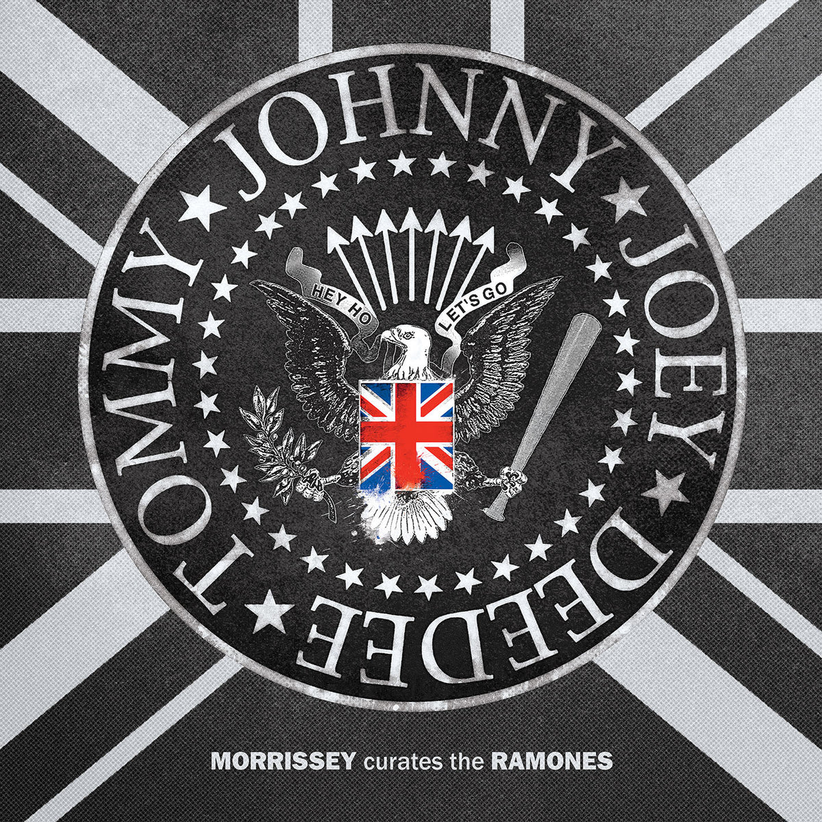 Ramones Morrissey Curates The Ramones Vinyl Lp Record