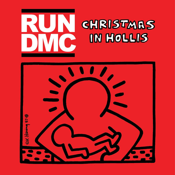 "Run DMC: Christmas In Hollis Vinyl 7"" (Record Store Day)"