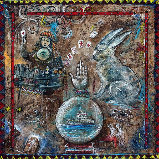 "mewithoutYou: East Enders Wives Vinyl 12"" (Record Store Day)"