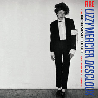 "Lizzy Mercier Descloux: Fire b/w Morning High (Patti Smith, Colored Vinyl) Vinyl 7"" (Record Store Day)"