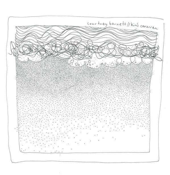 "Courtney Barnett: Brand New Song Vinyl 12"" (Record Store Day)"