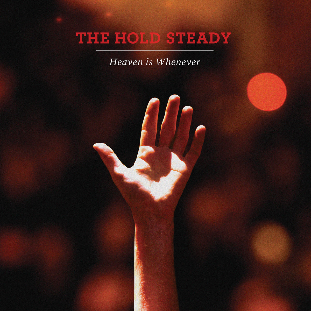 The Hold Steady: Heaven Is Whenever (Colored 180g Vinyl) Vinyl LP (Record Store Day)