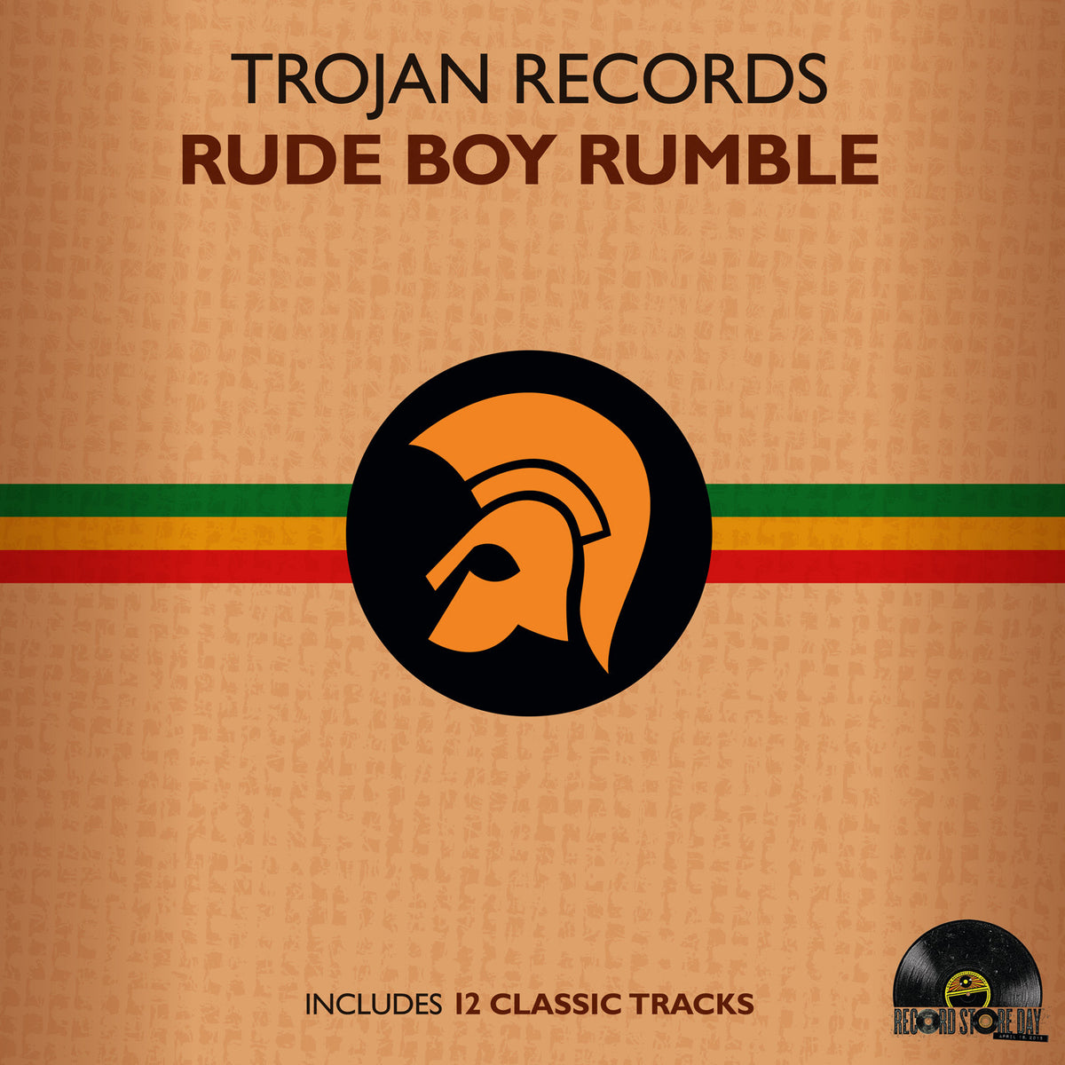 Trojan Records: Rude Boy Rumble Vinyl LP (Record Store Day)