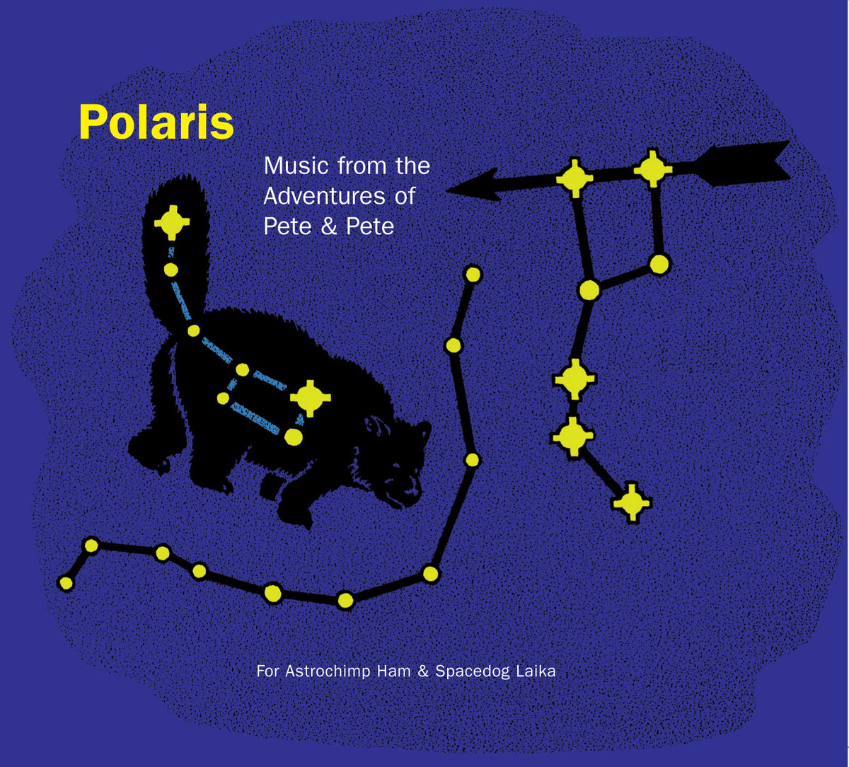 Polaris: Music From The Adventures Of Pete And Pete Vinyl LP (Record Store Day)