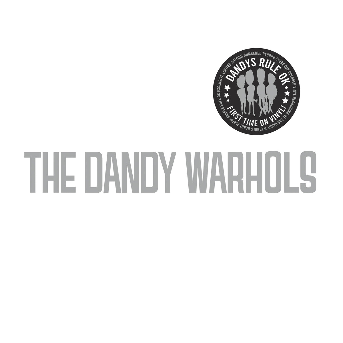 Dandy Warhols: Dandys Rule OK (Colored Vinyl) Vinyl 2LP (Record Store Day)