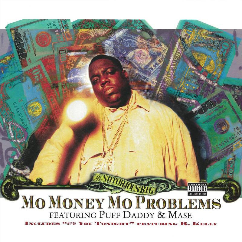 "Notorious B.I.G.: Mo Money, Mo Problems (Colored Vinyl) Vinyl 12"" (Record Store Day)"