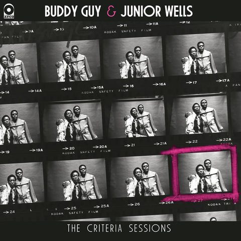 Buddy Guy & Junior Wells: The Criteria Sessions (180g) Vinyl LP (Record Store Day)