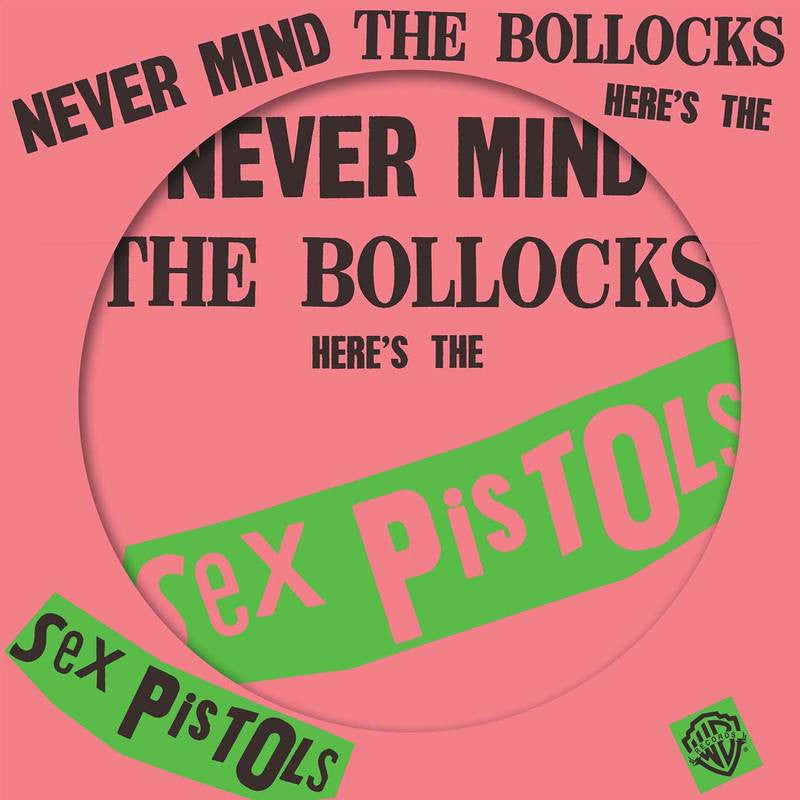 Sex Pistols: Never Mind The Bollocks Here's The Sex Pistols (Pic Disc) Vinyl LP (Record Store Day)