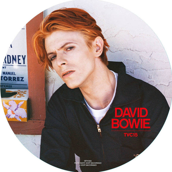 "David Bowie: TVC15 40th Anniversary (Pic Disc) Vinyl 7"" (Record Store Day)"