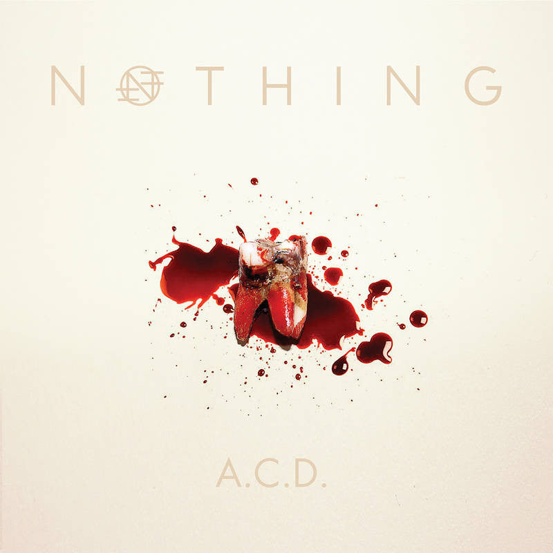 "Nothing: A.C.D (Colored Vinyl) Vinyl 12"" (Record Store Day)"