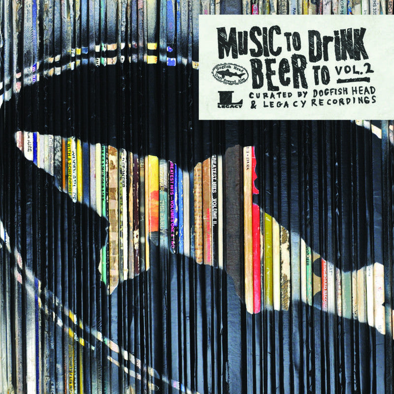 Dogfish Head: Music To Drink Beer To Vol.2 Vinyl LP (Record Store Day)