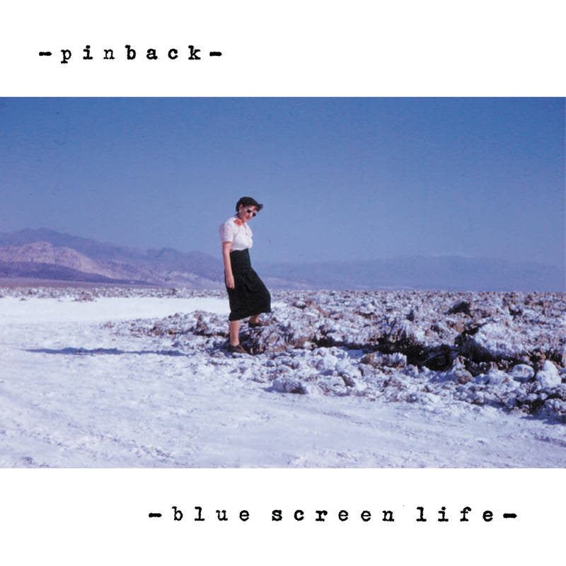 Pinback: Blue Screen Life (Colored Vinyl) Vinyl 2LP (Record Store Day)