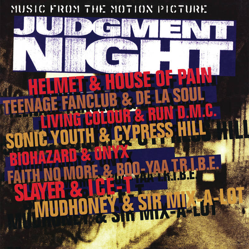 Judgment Night: Original Motion Picture Soundtrack (Colored Vinyl) Vinyl LP (Record Store Day)
