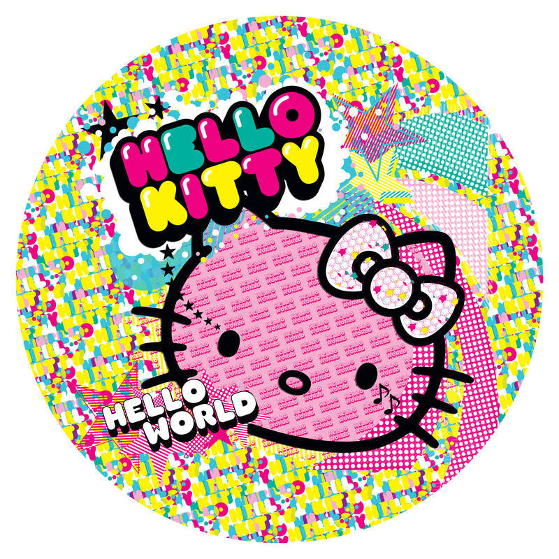 "Hello Kitty: Hello World (Pic Disc) Vinyl 12"" (Record Store Day)"