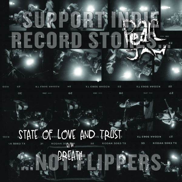 "Pearl Jam: State Of Love And Trust / Breath Vinyl 7"" (Record Store Day)"