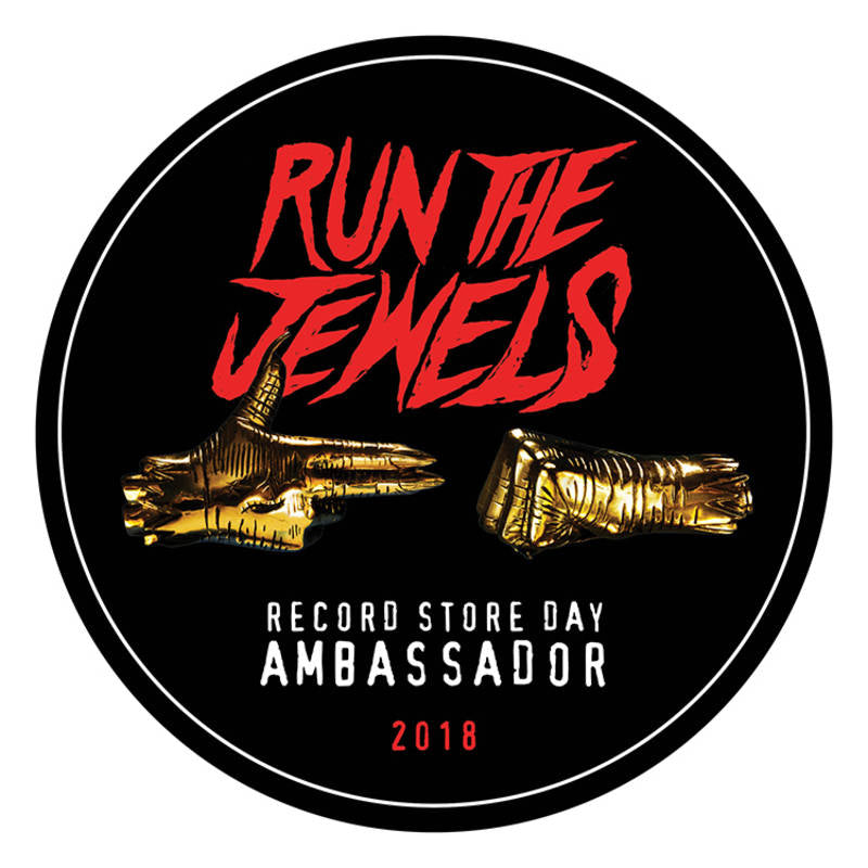 "Run The Jewels: Stay Gold Jewel Box (Colored Vinyl) Vinyl 12""+Slipmat Boxset (Record Store Day)"