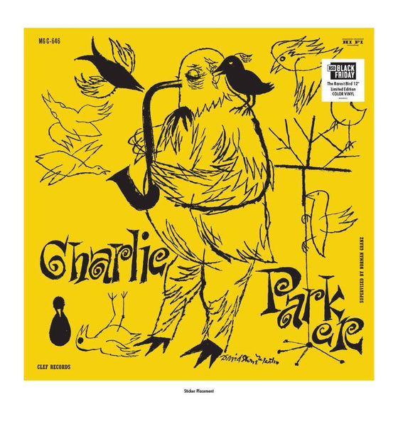 Charlie Parker: The Magnificent Charlie Parker (Colored Vinyl) Vinyl LP (Record Store Day)