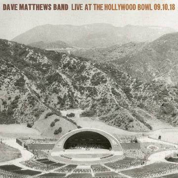 Dave Matthews Band: Live At The Hollywood Bowl - September 10, 2018 Vinyl 5LP Boxset (Record Store Day)