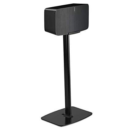 Flexson: Floor Stand For Sonos Play 5 - Black (Single) (AAV-FLXP5FS1024)