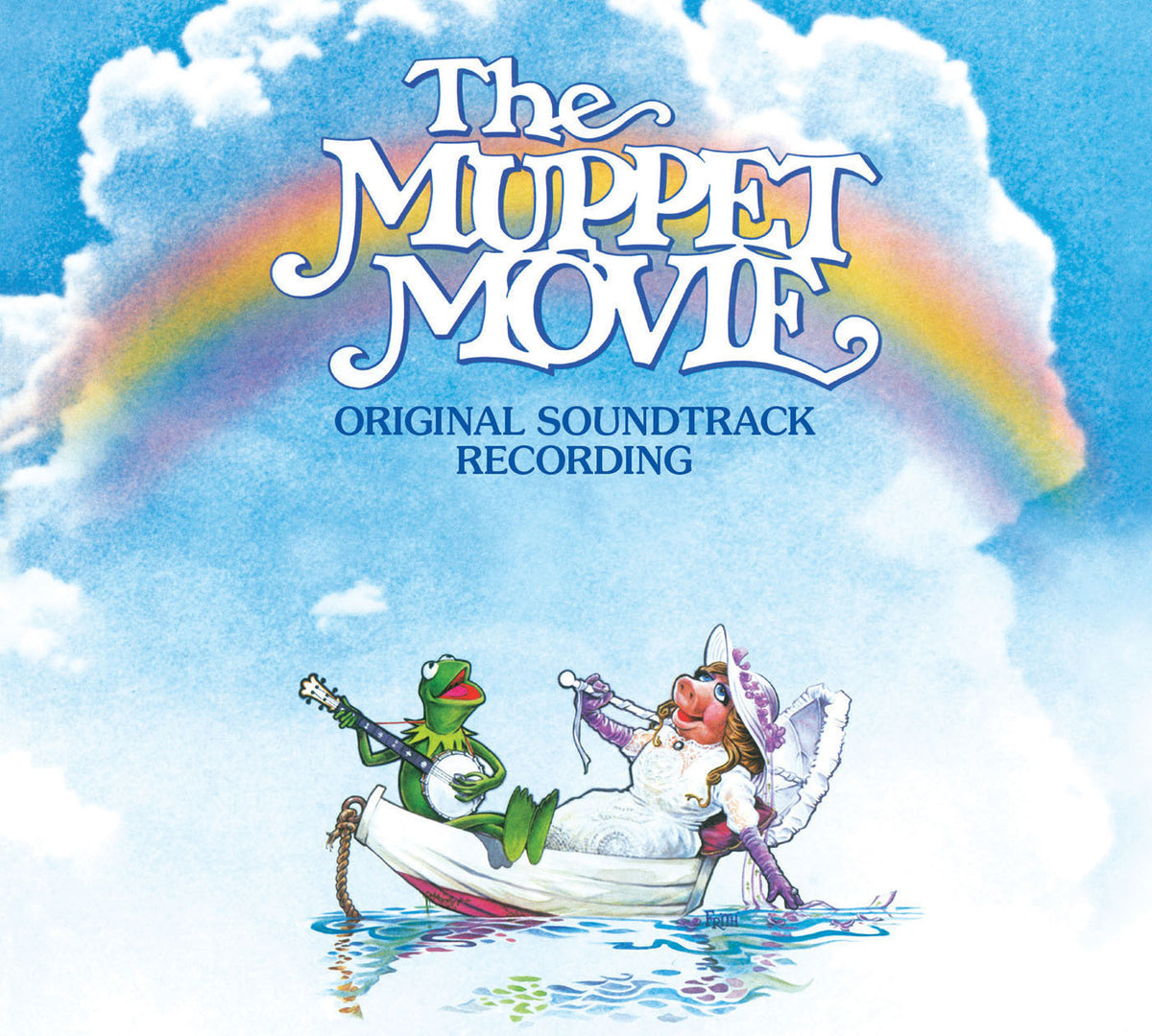 Soundtrack: The Muppet Movie Vinyl LP (Record Store Day 2014)