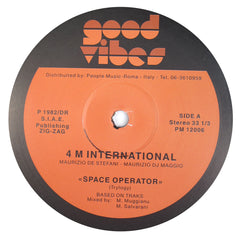 4 M International: Space Operator Vinyl 12""