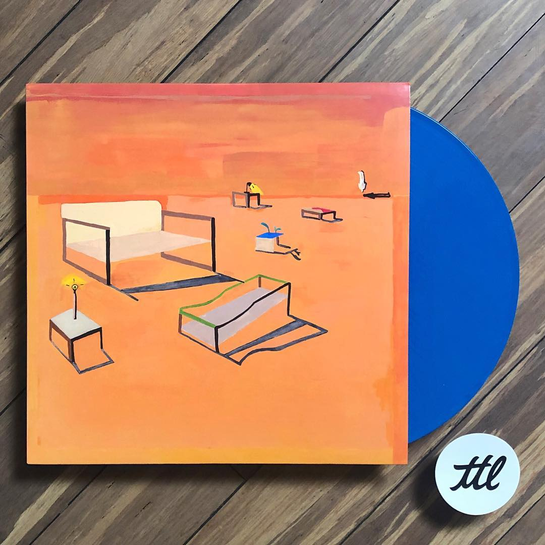 Homeshake Helium Indie Exclusive Colored Vinyl Vinyl Lp