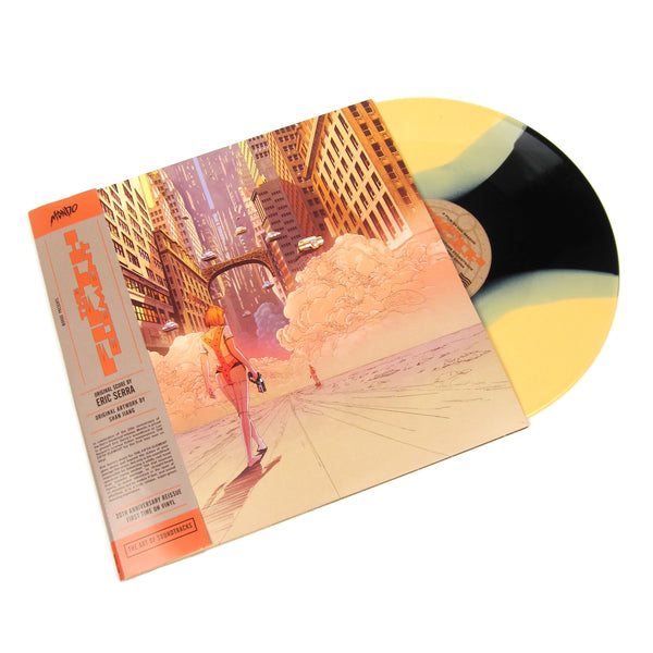 Eric Serra: Fifth Element (TTL Exclusive Colored Vinyl) Vinyl 2LP