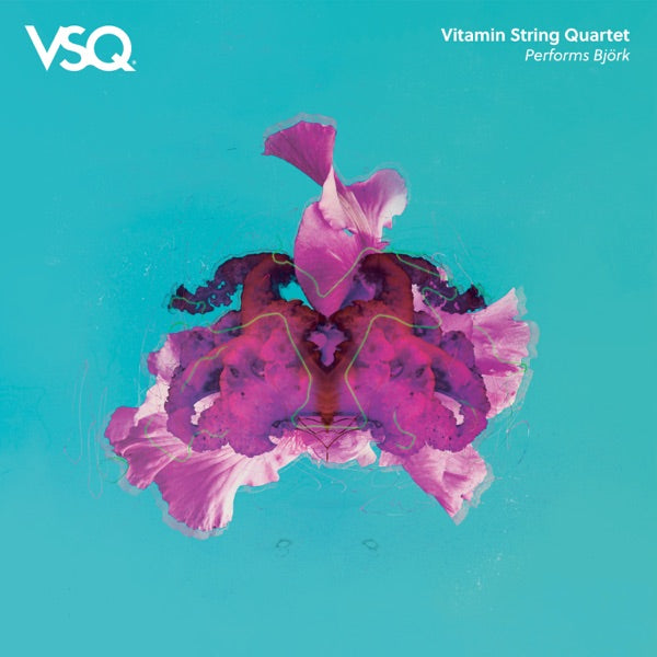Vitamin String Quartet: VSQ Performs Bjork (180g, Colored Vinyl) Vinyl 2LP (Record Store Day)
