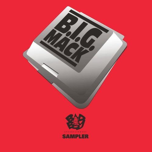 Craig Mack and The Notorious B.I.G.: B.I.G. Mack (Original Sampler) Vinyl 2LP+Cassette (Record Store Day)